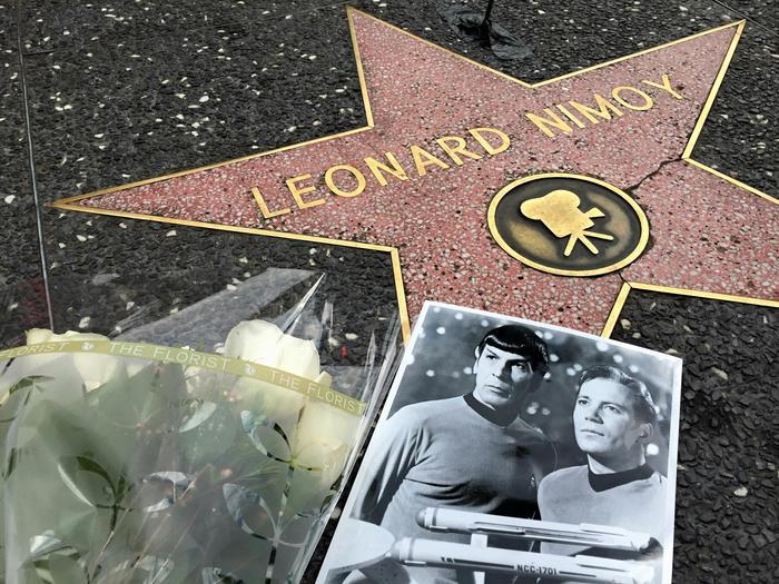 MORTO LEONARD NIMOY, SPOCK DI STAR TREK