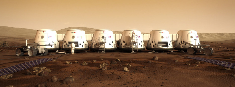 Spacejokers finanzia il progetto Mars One