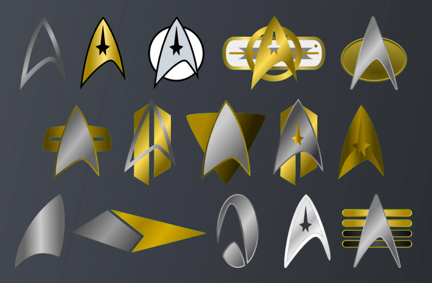 star_trek_insignia_and__combadges_by_jonizaak-d5mwlvu