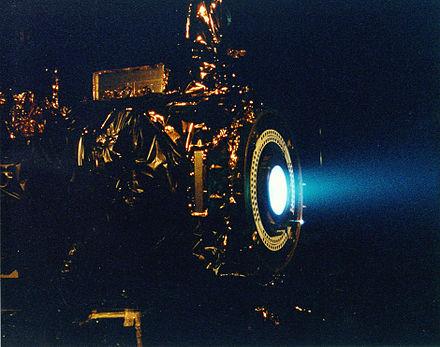Ion_Engine_Test_Firing