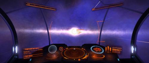 La piccola Nebulosa blu che racchiude al suo interno un buco nero