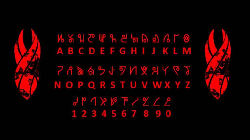 unitology-font
