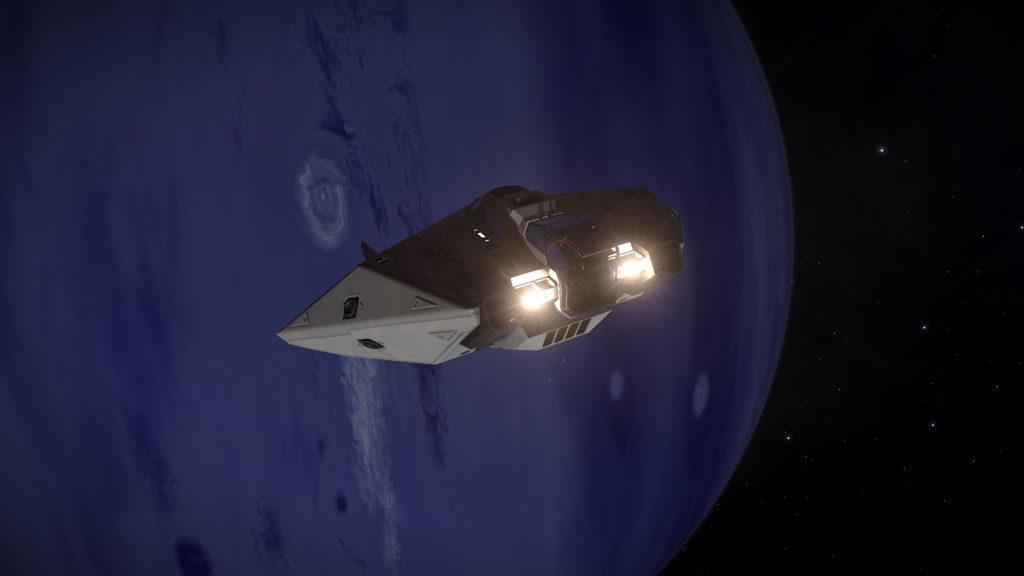 Ho visto pianeti blu..