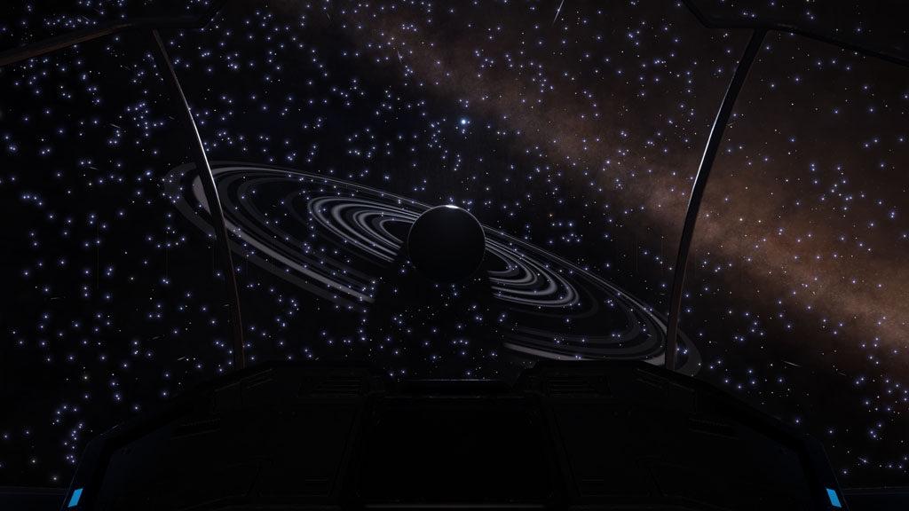 ..e pianeti che giocano a nacondino fra le tenebre.