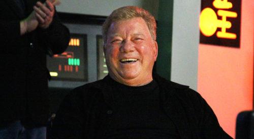 beba7b031b33 L'evento ha avuto inizio Venerdì 4 Maggio, con l'arrivo di Shatner al Set  Tour, accompagnato da una calorosa ovazione dei fan. La giornata poi è  proseguita ...